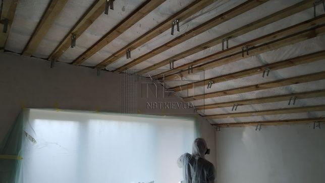 Дополнительное утепление крыш и перекрытий ППУ