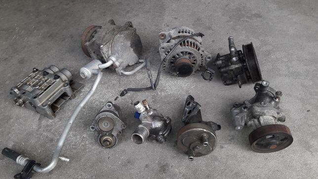 Części, osprzęt silnika Nissan Xtrail t30 2.0 benzyna 140km