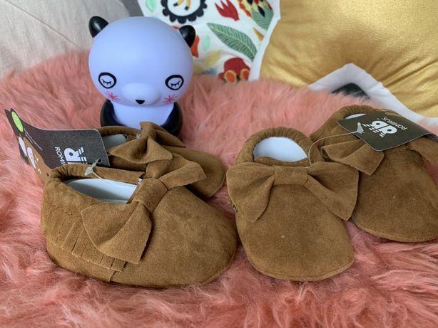 Sapato Pré-Walker Unisexo, desde recém-nascidos Gémeos
