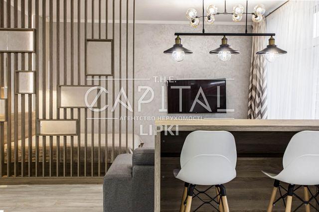 ЖК Новопечерские Липки 1кк 60м.кв. ул.Драгомирова