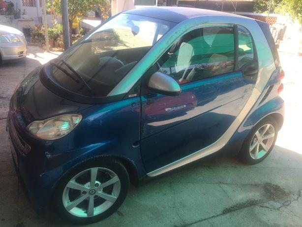 Smart 451 forwto gasolina