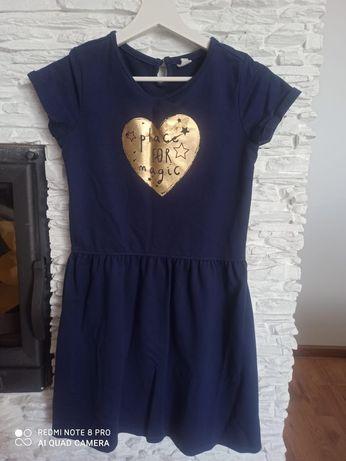 Sukienka dziewczęca Smyk 164cm