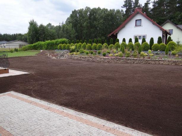Ziemia pod trawnik -przesiewana Rybnik 5ton - 290zł transport gratis !
