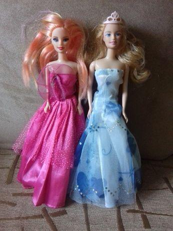Куколки Барби 2 шт.