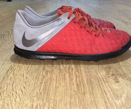 Сороконожки Nike Jr Hypervenom 3 club tf (бутсы футзалки)