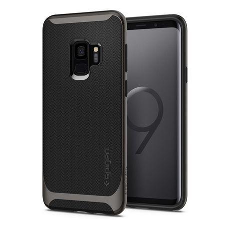 Pokrowiec Etui Sgp Spigen Neo Hybrid Samsung Galaxy S9 Gunmetal