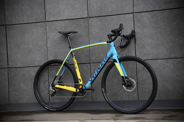 Карбоновый велосипед Specialized Crux Canyon cube trek scott Diverge