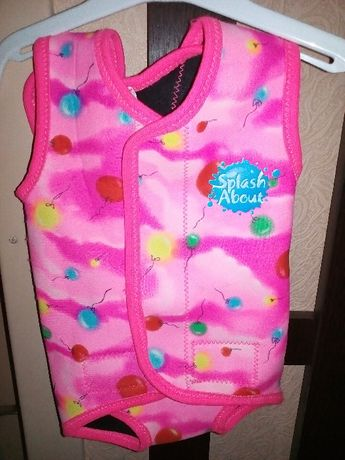 детский гидрокостюм-обертыш Splash About (неопрен) 6-18 мес