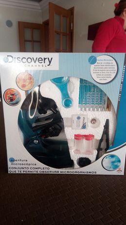 Microscopio Discovery