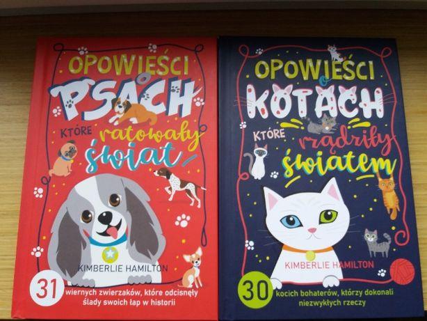 Opowieści o psach i kotach