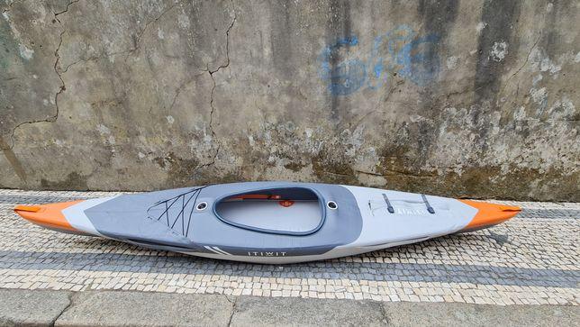 Kayak insuflável Itiwit (decathlon)