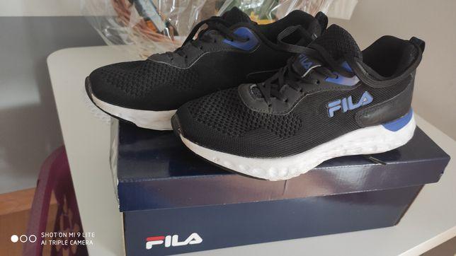 Nowe buty fils okazały się za male
