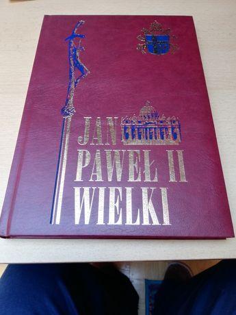 Książka Jan Paweł II Wielki