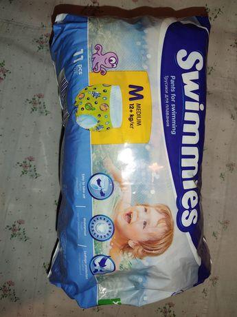 Трусики для плавания 12+ кг, 200 руб