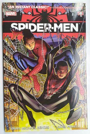 Spider-Men TPB [Marvel Comics]