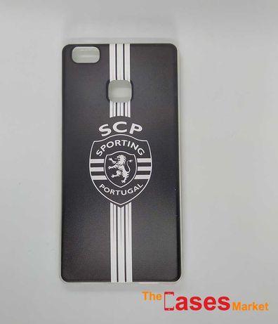 Capa oficial Sporting para Huawei P9 Lite