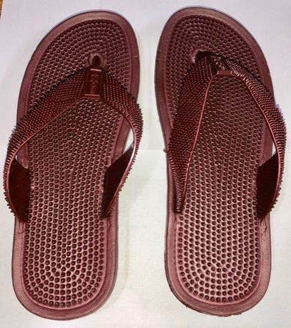 Sandália Shiatsu nova, sem uso, tamanho 39/40