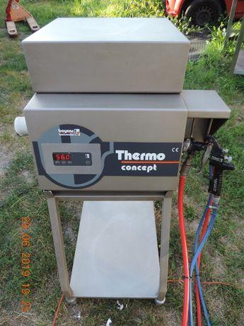 Urządzenie do dozowania polewy czekoladowej i pomady Thermo Concept