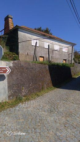 Casa com terreno em Escariz-Arouca