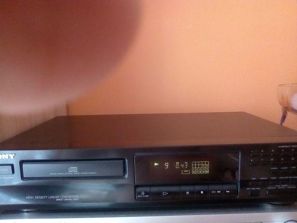 Odtwarzacz CD Sony bdb stan tanio