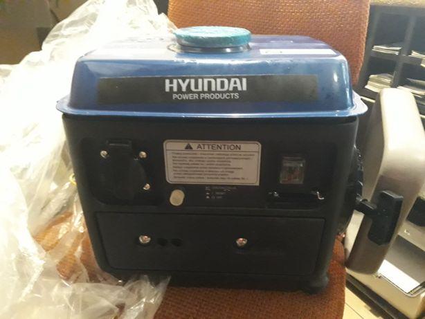 1639/20 Generator prądotwórczy Hyundai HG800-A gwarancja!!