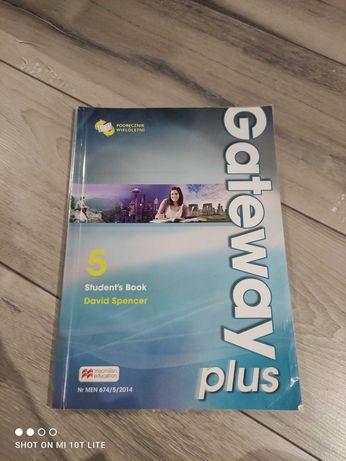 """Podręcznik do języka angielskiego """"Getaway"""" 5"""