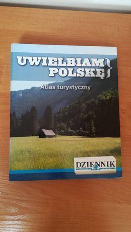 Uwielbiam Polskę, atlas turystyczny