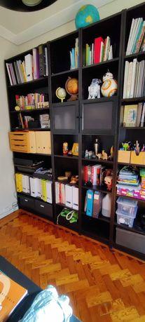 Conjunto Estantes Billy IKEA