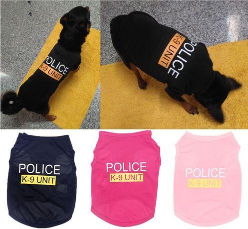 Roupa para gato / cão porte pequeno - T-shirt - Portes Grátis