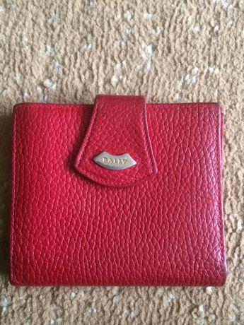Bally гаманець кошельок