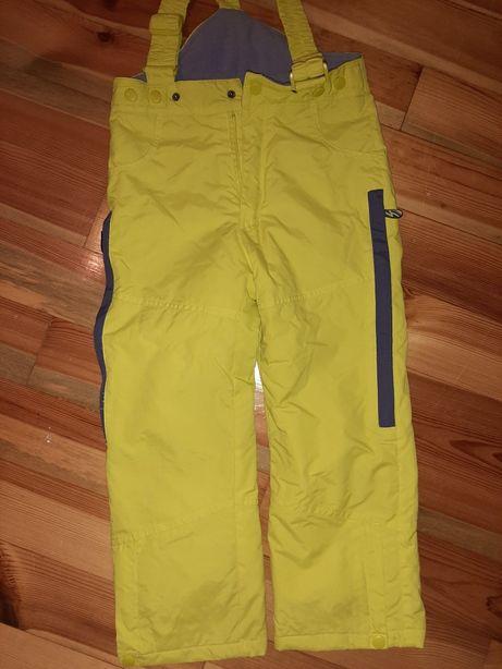 Spodnie narciarskie Smyk rozm.128