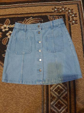 Юбка джинсовая  продаю