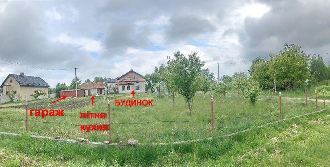 Продаж..Будинок +14 соток ділянка, Зимна Вода, біля кінцевої 156 маршр