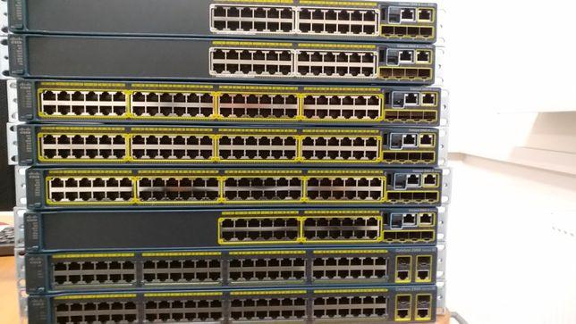 Коммутаторы Cisco Catalyst 2960-S Series Цены снижены