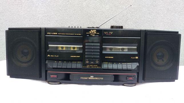 Radiomagnetofon JVC PC-V88