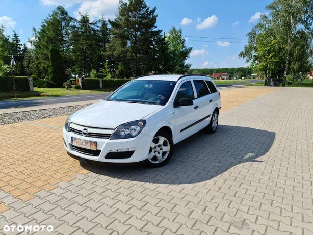 Opel Astra benzyna*gaz bezwypadek klima potwierdzony przebieg.