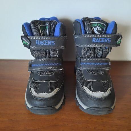 Зимние ботинки Tom.m для мальчика