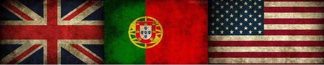 Traduções Inglês-Português e Português-Inglês