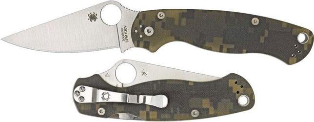 Карманный нож Spyderco Para-Military складной, ніж складний спайдерко