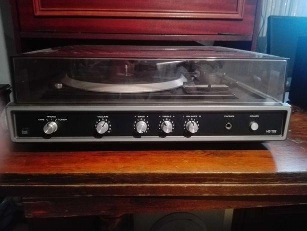 gramofon dual hs 132