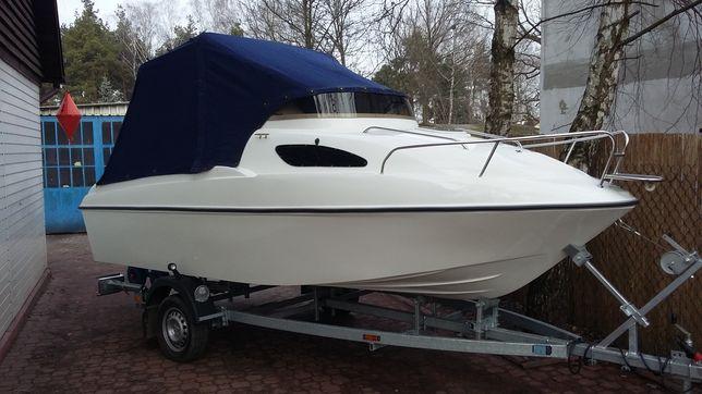 Komodo 510 Nowa łódź kabinowa