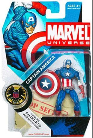 Фигурка Марвел: Капитан Америка (серия Marvel Universe) Hasbro