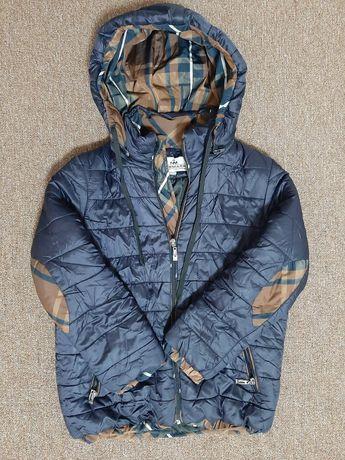 Куртка демисезонная на 8-10лет