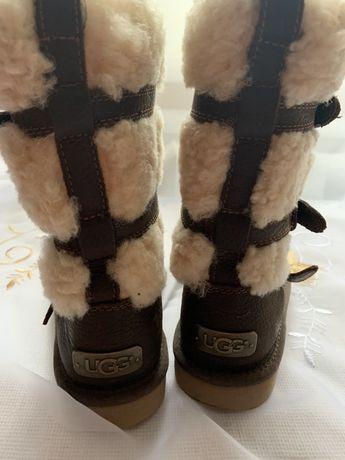 Угги ботинки зимові,