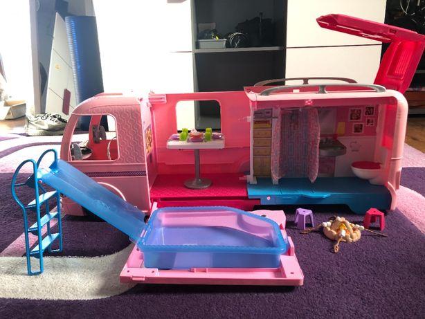 Barbie Camper dla dzieci