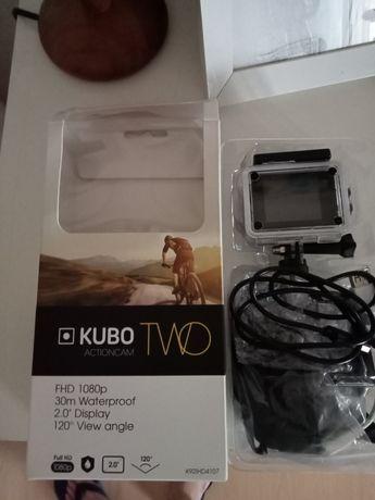 Câmera FHD Kubo com acessórios