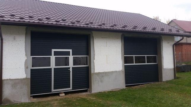 Brama segmentowa garażowa -250 CM X 200 CM