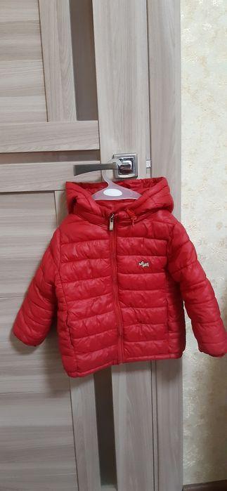 Детские курточки Староконстантинов - изображение 1
