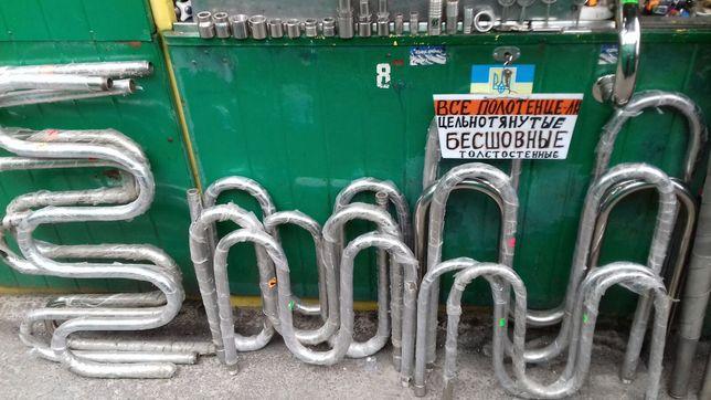 Полотенцесушители из отечественной (СССР) нержавеющей стали нержавайки
