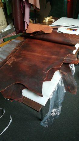 600 грн Натуральная кожа Крейзи Хорс, Crazy Horse 1 сорт.Крейзі Хорс .
